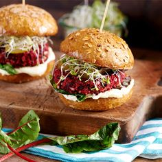Salmon Burgers, Hamburger, Paleo, Beef, Chicken, Ethnic Recipes, Food, Diet, Meat