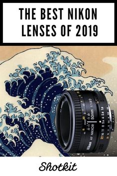 There are so many great Nikon lenses to choose from this year. I compare the top 10 Nikon lenses in this buyer's guide so it's easy for you to quickly compare and choose your favorite. But you'll be happy no matter which one you choose! Dslr Nikon, Nikon Lenses, Leica Camera, Camera Lens, Film Camera, Nikon D7100, Photography Software, Gopro Photography, Photography Equipment