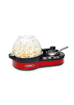 Waring Popcorn Maker with Melting Pot || Double-click to see the other 72 picks for Oprah's Favorite Things 2014!