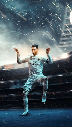 Barcelona Vs Real Madrid, Real Madrid Club, Real Madrid Players, Real Madrid Football, Toni Kroos, Spanish Soccer Players, Ramos Haircut, David Beckham Manchester United, Real Madrid Wallpapers