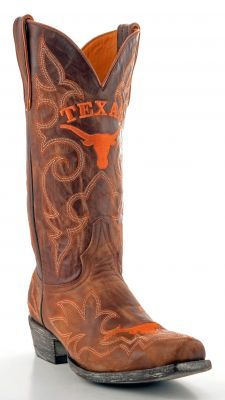 Mens UT Boots #gamedayboots #fathersday #getyourgamedayon
