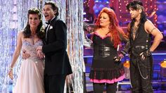 'Dancing With the Stars': Wynonna Judd sent packing