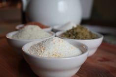 Fresh Lemon Zest Sea Salt by Sugared Spice Shop on Gourmly