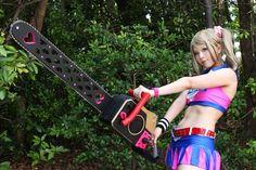 Cosplays incredible video game girls - Taringa!