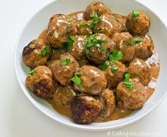 Cooking Weekends: Norwegian Meatballs