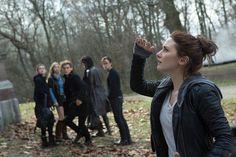 Addison (Luce) en una escena de Fallen