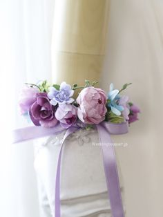Cute little purple f