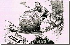 This cartoon often used in text book and this resource encourages students to think about adding a caption as well as thinking what would Chamberlain say in this cartoon, encouraging students to think about interpretation. History Of India, Ap World History, Canadian History, History Memes, Political Satire, Political Events, Political Cartoons, Start Of Ww2