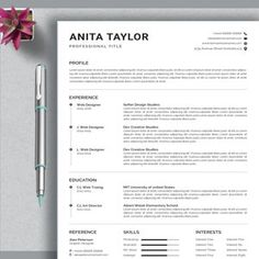 Resume template instant download  resume template wordresume image 0 Mens Dress Outfits, Shirt Outfit, Men Dress, Casual Outfits, Men Gifts, Best Gifts For Men, Monogram Shirts, Personalized Shirts, Hairstylist Resume