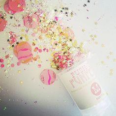 confetti. glitter. sparkle. love.