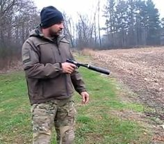 There are quite a few kinds of DIY suppressors that can be built with a few basic tools. I've tal...