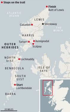Cycle Scotland's new Hebridean Trail