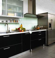 Nuevos aires para tu #cocina. #encimera #fregadero #placa #campana