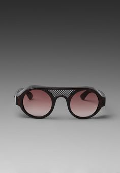 Henry Holland Circle the Mesh Sunglasses for Le Specs