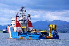 Offshore Vessel KINGDOM OF FIFE ©