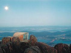 Mt Wellington, Hobart Preserved skyline by Tania Ashworth
