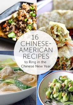 16 Chinese-American Recipes for the Chinese New Year