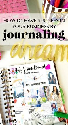 How to be successful in business by journaling with Stacia Pierce / Belong Magazine ISSUE 05 / lady boss / female entrepreneur / www.belong-mag.com/shop