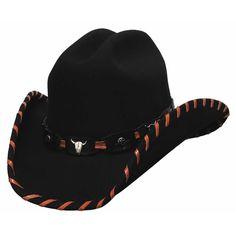 c759827b956 Bullhide Childrens Little Maverick Wool Cowboy Hat