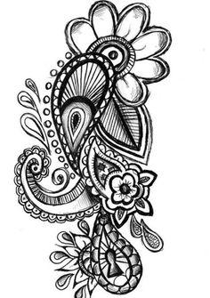 Indian Mehndi Designs 2014