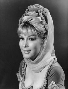 young barbara eden | Description Barbara eden as jeannie 1966.JPG