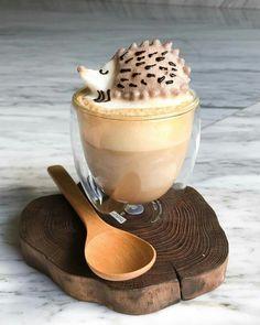 Hedgie latte ❤️❤️
