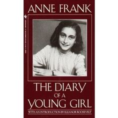 Diary of a Young Girl & One of my textbooks at UCO....