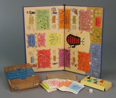 How to Succeed in Business Without Really Trying | board game © The Strong