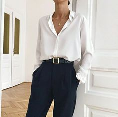 November 27 2019 at fashion-inspo Minimal Fashion, Work Fashion, Fashion 2020, 90s Fashion, Korean Fashion, Fashion Outfits, Workwear Fashion, Kawaii Fashion, French Fashion