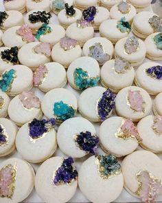 Mac Lab Bakery & Cafe is a specialty bake shop based in Duluth, Georgia putting out incrediblly showy variations on macaron cookies. Sure, their