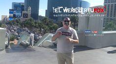 El regreso del @Werevertufox desde Las Vegas sin Ponce en el Bellagio http://youtu.be/wFmmpZsNRu4
