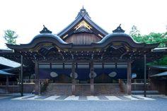 伊勢神宮 Ise Shrine