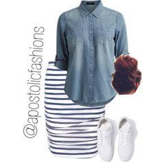 Apostolic Fashions #1719