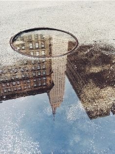 NYC reflections.