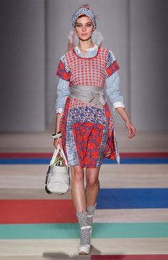 Marc by Marc Jacobs  Spring / summer 2013  Kati
