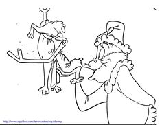 Grinch Coloring Pages Free For Kids