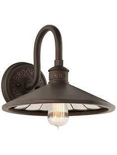 House of Anitque Hardware, Brooklyn Large 1 light Wall Sconce, $336