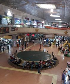 Harrison Plaza is one of the first shopping mall in the Philippines CTTO Shopping Mall, Philippines, The Good Place, Scenery, Travel, Shopping Center, Viajes, Landscape, Shopping Malls