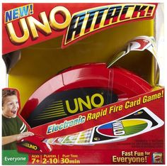 What are the Uno Attack rules?