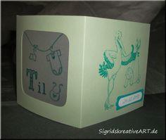 Sigrids kreative ART: Ich will auch mal ...
