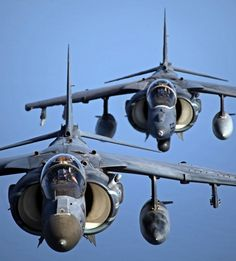 In flight. ....