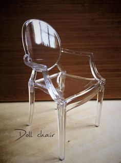 Blythe 1:6 Scale furniture_French style doll chair in 1/6 scale (Barbie-, Momoko- and Fashion Royalty, FR2, Blythe etc.)
