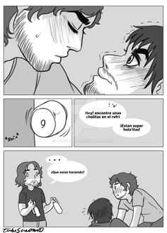 [GOTH] Jainico comic - page3 (Final) | by Tubescream Finals, Goth, Beauty, Korean Guys, Gothic, Goth Subculture, Final Exams, Beauty Illustration