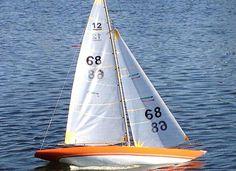 EC12 (East Coast 12 Meter)  Model Yacht Class