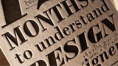 Beginner's guide to letterpress - plus 5 pro tips.