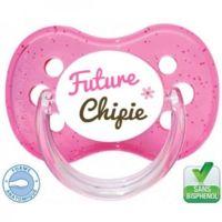 Tétine rose Future Chipie