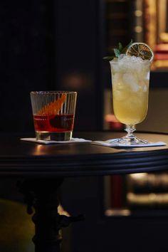 21 Cocktailbars om stuk voor stuk uit te proberen in de hoofdstad.
