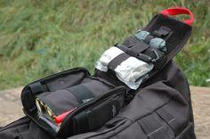 "Lékárnička ""AFAK"" - Aegis First Aid Kit - prázdná"