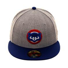 Men s Chicago Cubs New Era Royal MLB Team Classic 39THIRTY Flex Hat ... 5f9c424613f8