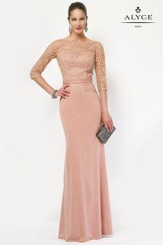 The Hottest Dress Designer hands down! Alyce Paris.  Check out their dresses at alyceparis.com Style #27113 #http://pinterest.com/alyceparis